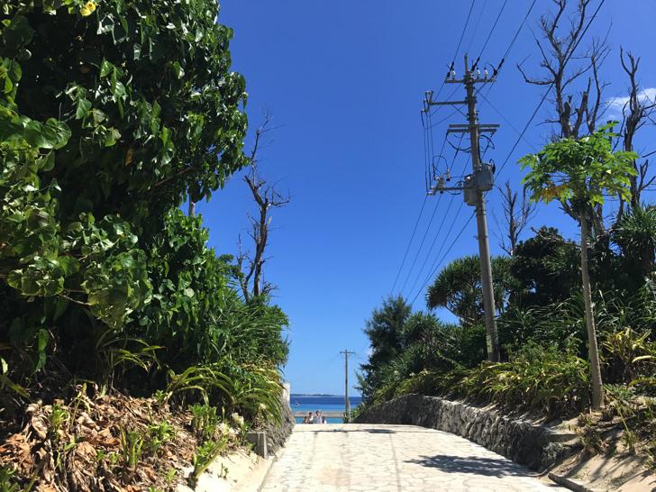 水納島で遊ぶ時の注意事項