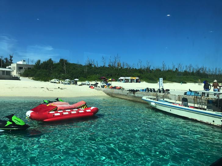 水納島へ日帰りツアー