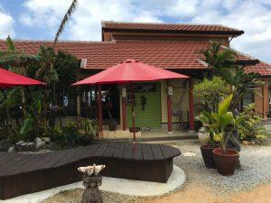 亜熱帯茶屋の外観