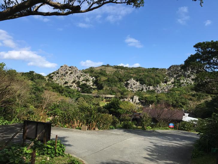 大石林山は沖縄最強のパワースポット