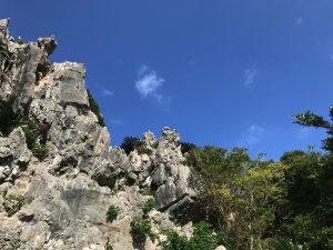 沖縄最大のパワースポット「大石林山」