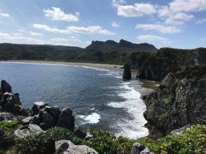 沖縄最北端 辺戸岬(へどみさき)
