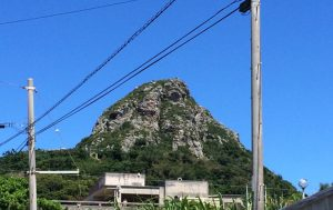 伊江島 城山(グスクヤマ/タッチュー)