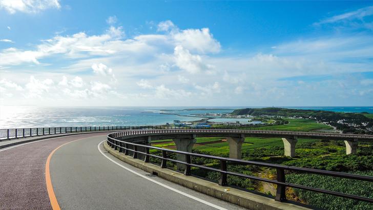 沖縄の離島 久米島